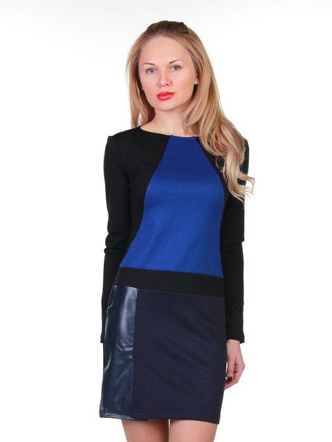 Платье синее MOONLIGHT 3823421