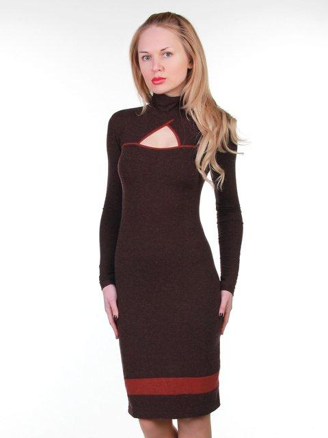 Сукня коричнева MOONLIGHT 3823447