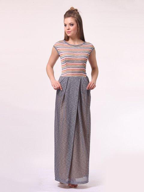 Платье в полоску Lada Lucci 4142301