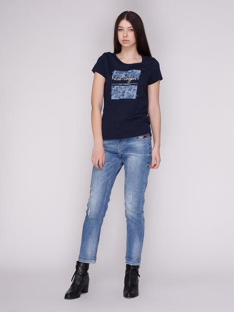 Джинси блакитні Lee Cooper 4088912