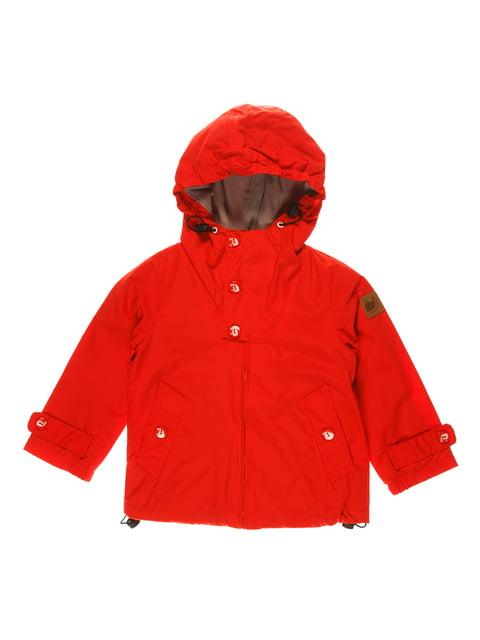 Куртка красная CATMIKO kids 4103357