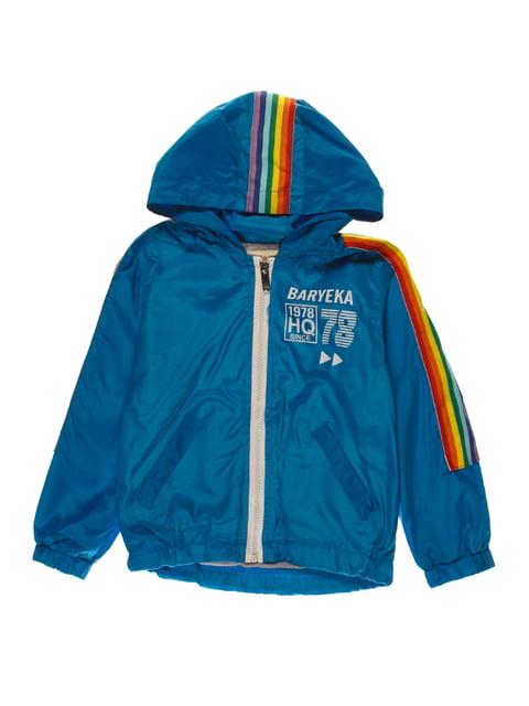 Куртка голубая Baryeka 4103350