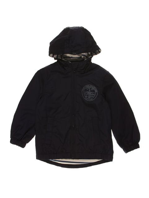 Куртка темно-синяя Baryeka 4103348