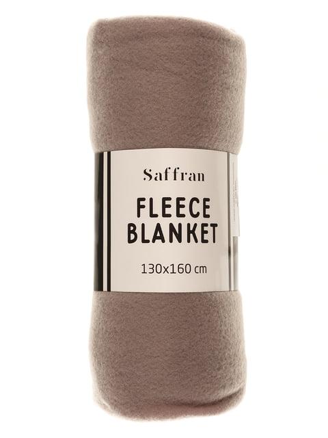 Плед флісовий (130х160 см) SAFFRAN 4138018