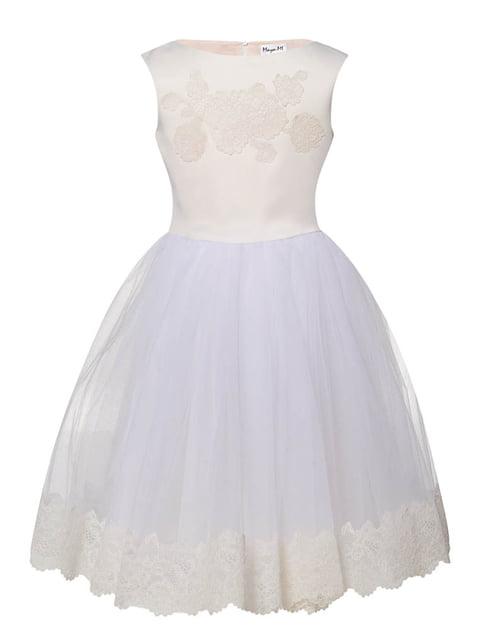 Платье молочного цвета Maya-MІ 4141590