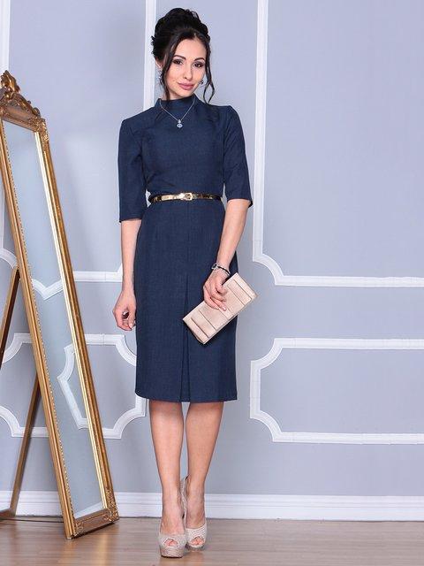 Платье темно-синее Laura Bettini 4152478