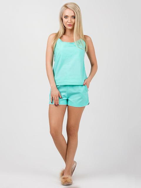 Пижама: майка и шорты DONO 4156749