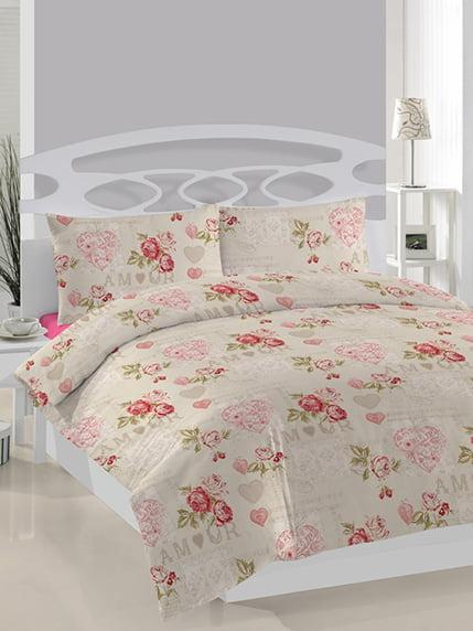 Комплект постельного белья двуспальный (евро) Weekend 4155165