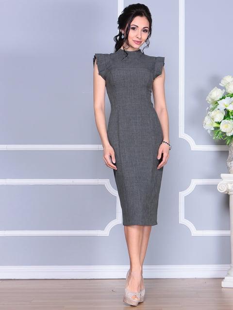 Сукня графітового кольору Laura Bettini 4156780