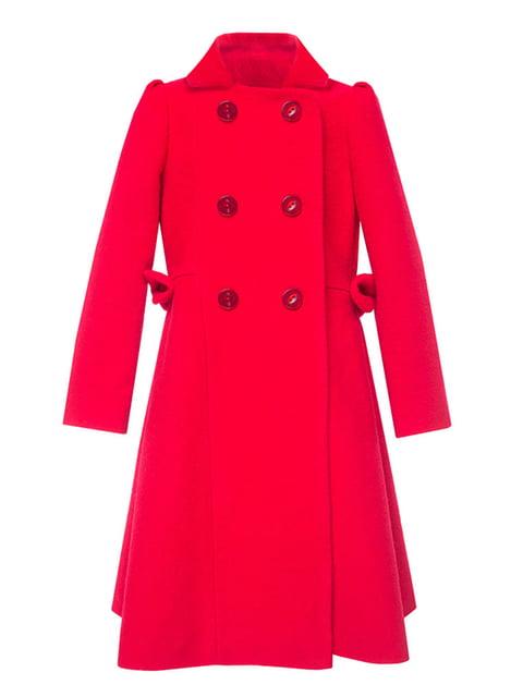 Пальто красное Boom Clap 4159143