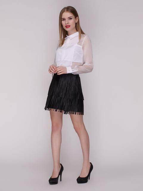 Блуза біла Atelier private 4133759