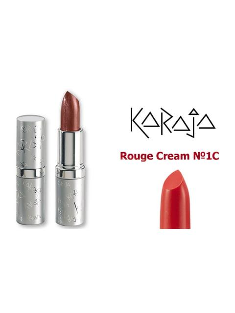 Помада для губ Rouge Cream — тон № 1С (3,5 мл) Karaja 3999482