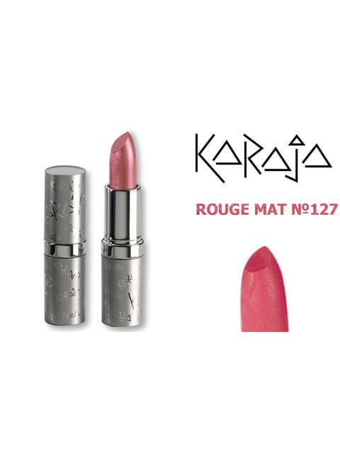 Помада для губ Rouge Mat — тон № 127 (3,5 мл) Karaja 3999509