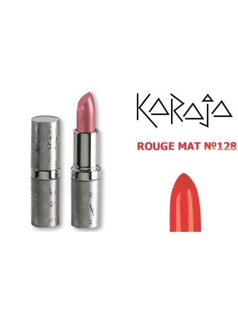 Помада для губ Rouge Mat — тон № 128 (3,5 мл) Karaja 3999510