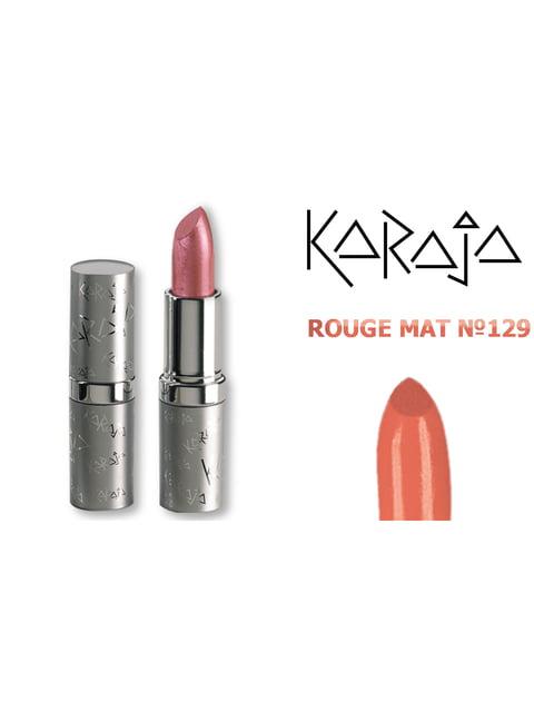 Помада для губ Rouge Mat — тон № 129 (3,5 мл) Karaja 3999511