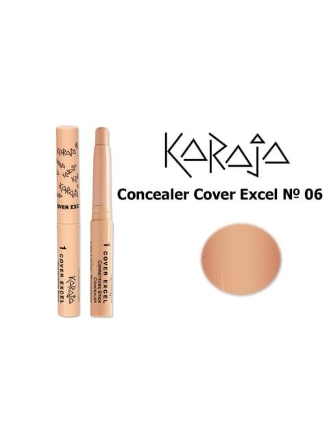Коректор-олівець Cover Excel — тон №06 (2,5 г) Karaja 3999548