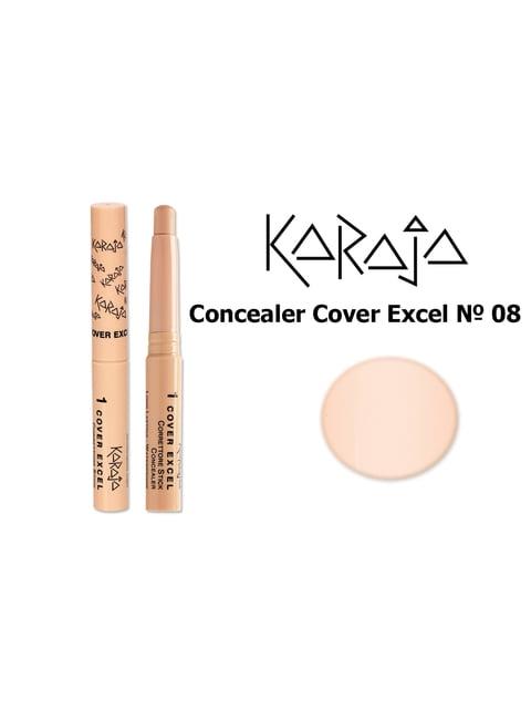 Коректор-олівець Cover Excel — тон №08 (2,5 г) Karaja 3999550