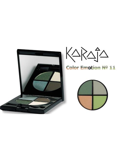 Тіні для повік Color Emotion - тон № 11 (6 мл) Karaja 3999665