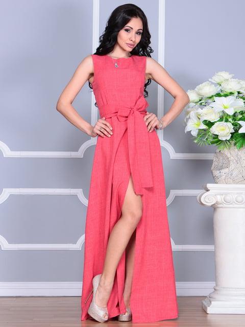 Платье коралловое Laura Bettini 4160880