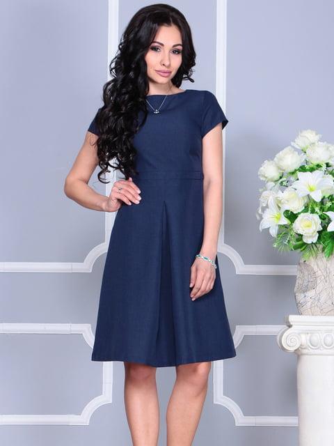 Сукня темно-синя Laura Bettini 4160889