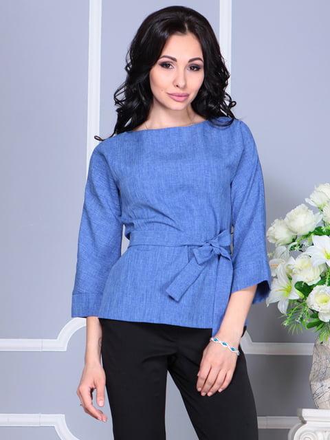 Блуза синя Dioni 4160896