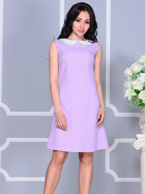 Платье светло-фиалковое Dioni 4160897