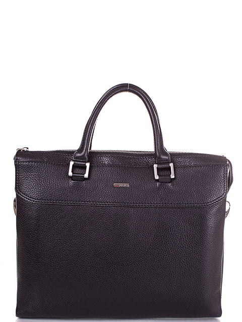 Портфель чорний KARLET 4159046