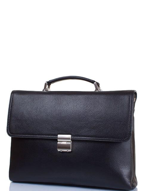 Портфель чорний KARLET 4159063