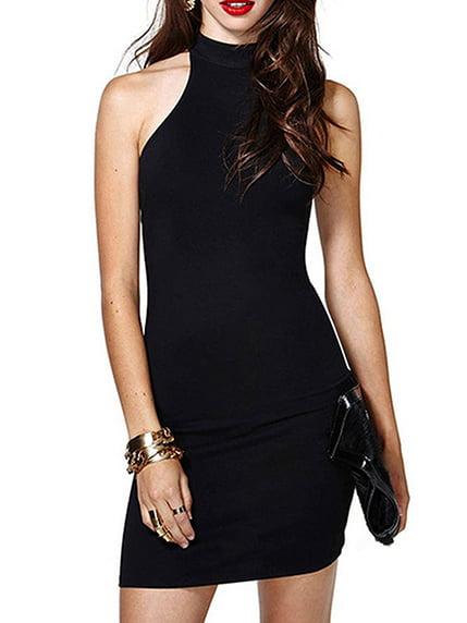 Сукня чорна Maxidress 4166222