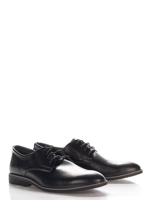 Туфли черные Bastion 4153543