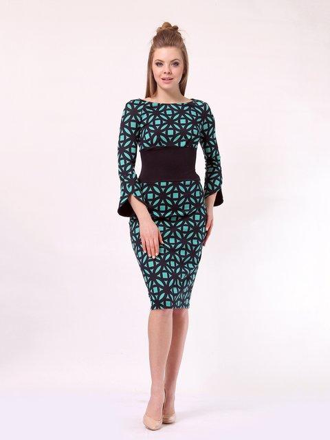 Платье в принт LILA KASS 4170058