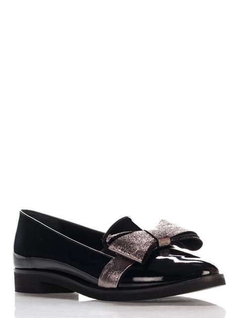 Туфли черные Mario Muzi 4135643