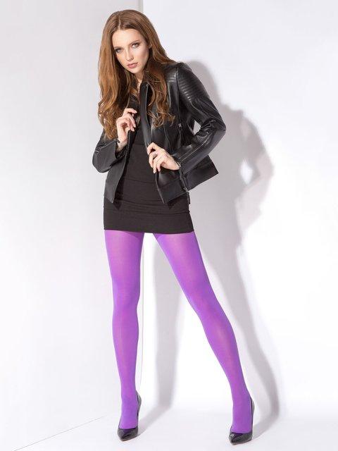 Колготки фиолетовые 200 Den Gepur 4161808