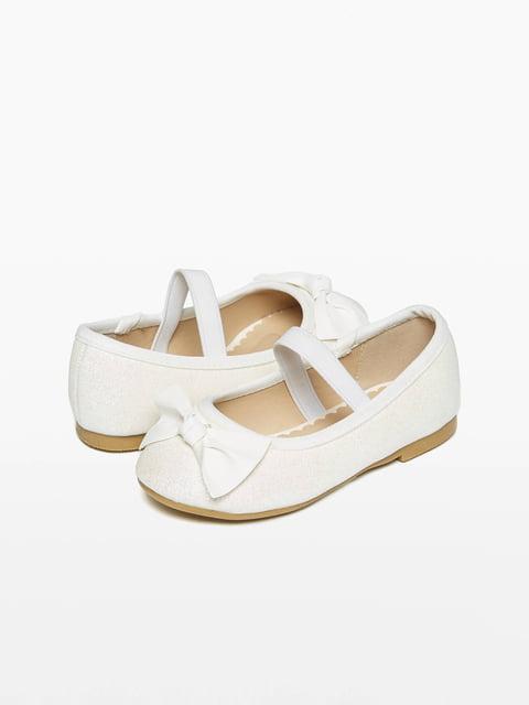 Туфли белые Oviesse 4087328