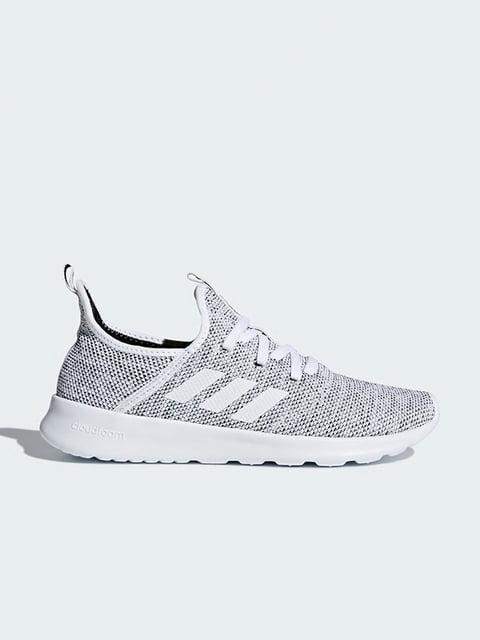 Кроссовки бело-черные Adidas 4103214