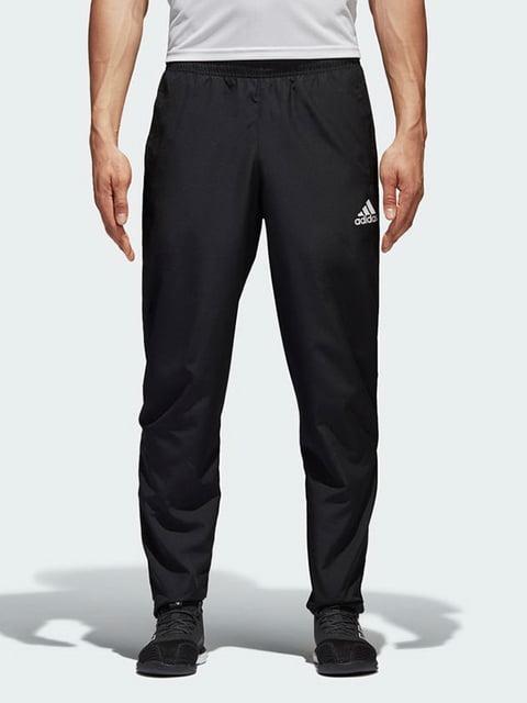 Брюки черные Adidas 4103960