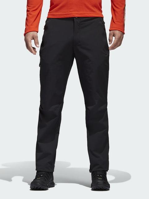 Брюки черные Adidas 4151621
