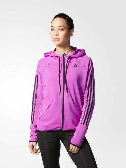Толстовка сиреневая Adidas 4170939