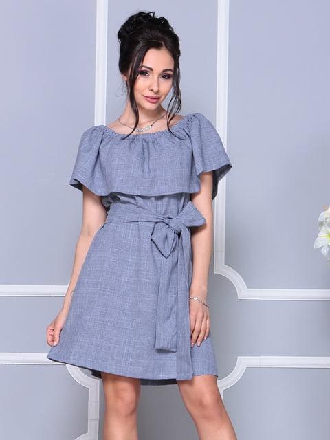 Сукня кольору фіолетового серпанку Rebecca Tatti 4178058
