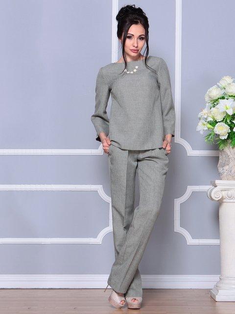 Костюм: блуза и брюки Rebecca Tatti 4178070