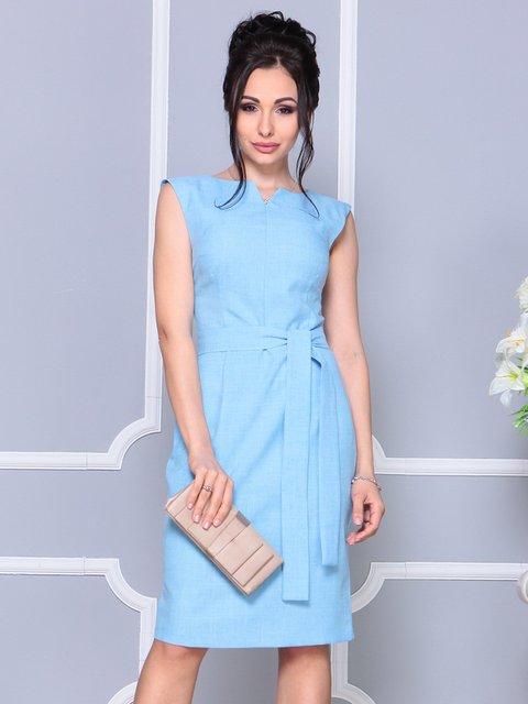 Сукня блакитна Laura Bettini 4178088