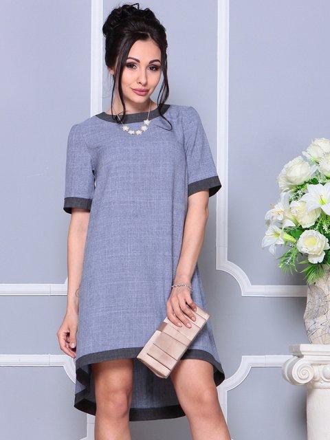 Сукня кольору фіолетового серпанку Laura Bettini 4178091