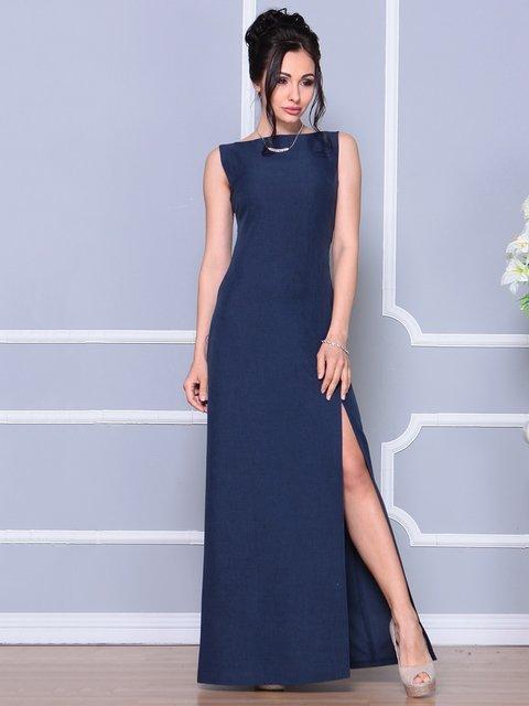 Платье темно-синее Laura Bettini 4178098