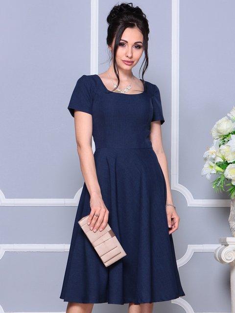 Платье темно-синее Laura Bettini 4178112
