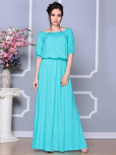 Платье голубое Laura Bettini 4178119