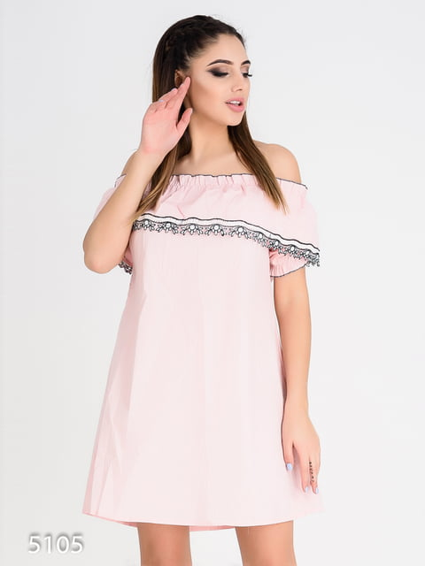 Платье розовое Magnet 4184972