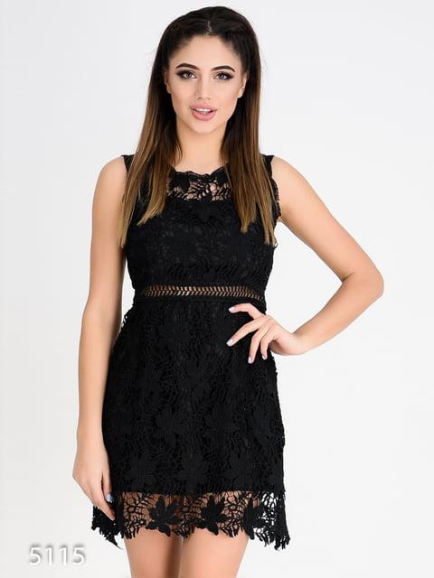 Платье черное Magnet 4185001
