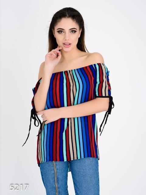 Блуза в смужку Magnet 4185025