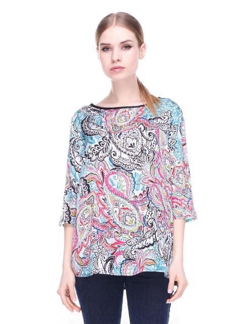 Блуза в принт Yamamay 4180419