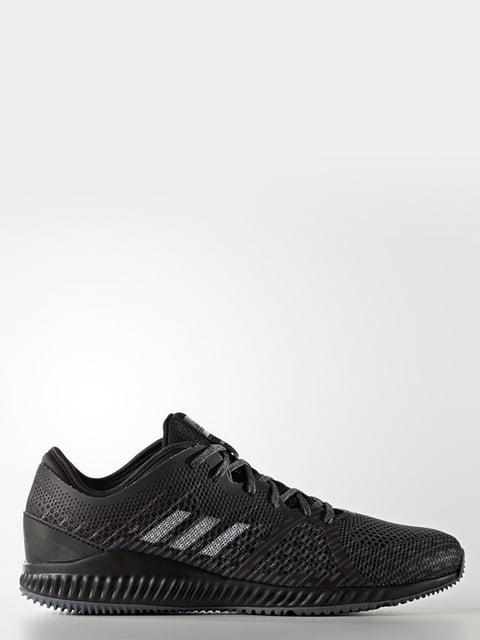 Кроссовки черные Adidas 4103980